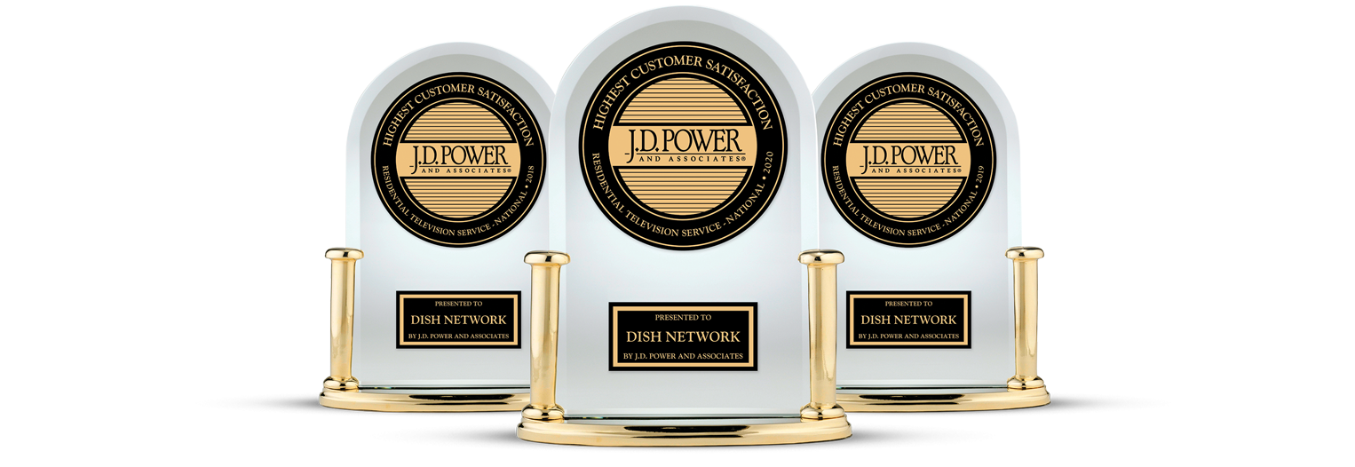 DISH Customer Satisfaction - Ranked #1 by JD Power - Big Canyon Television in Alpine, Texas - DISH Authorized Retailer